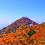 筑波山の服装、秋の10月、11月の登山情報など