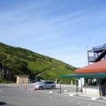伊吹山の登山口の駐車場の住所