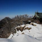 筑波山の服装、冬の12月・1月・2月・3月の登山情報など